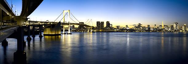 Tokyo at sunset:スマホ壁紙(壁紙.com)