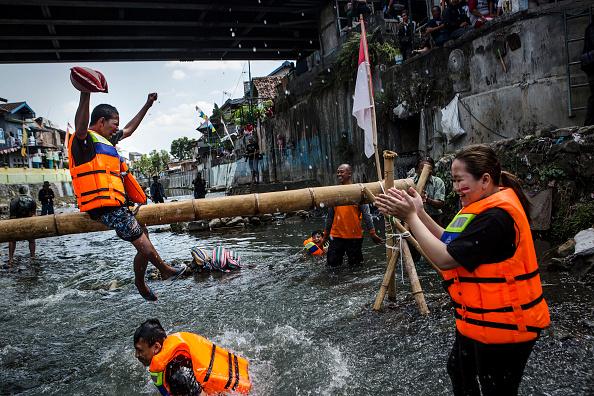 インテリア「Indonesians Celebrate National Independence Day」:写真・画像(8)[壁紙.com]