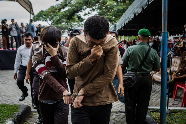 Photography「Indonesian Gay Couple Sentenced To Public Caning In Aceh」:写真・画像(7)[壁紙.com]