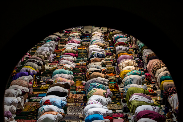 Islam「Indonesians Prepare For The Holy Month Of Ramadan」:写真・画像(12)[壁紙.com]
