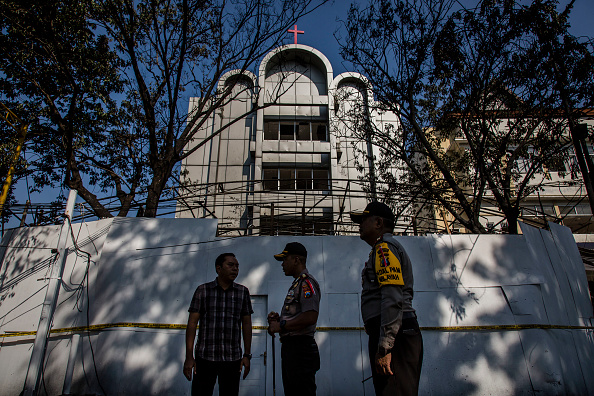 Church「Deadly Bomb Attacks In Indonesia's City Of Surabaya」:写真・画像(12)[壁紙.com]