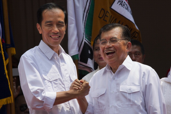 Ed Wray「Indonesian Presidential Election Candidates Name Vice Presidents」:写真・画像(11)[壁紙.com]