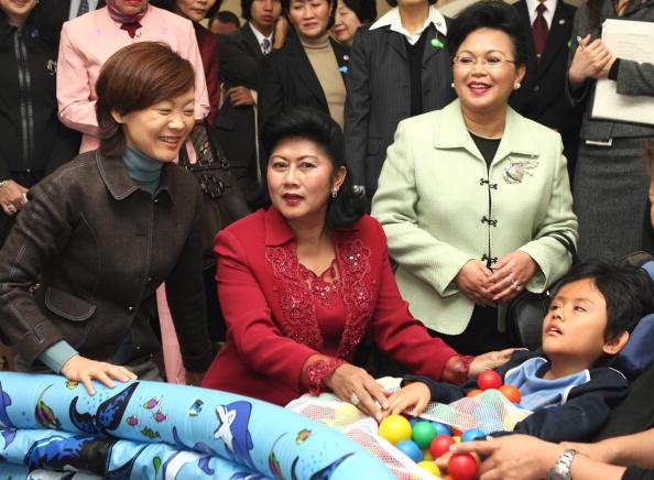 日本人のみ「Indonesian President Yudhoyono And First Lady Visit Japan」:写真・画像(1)[壁紙.com]