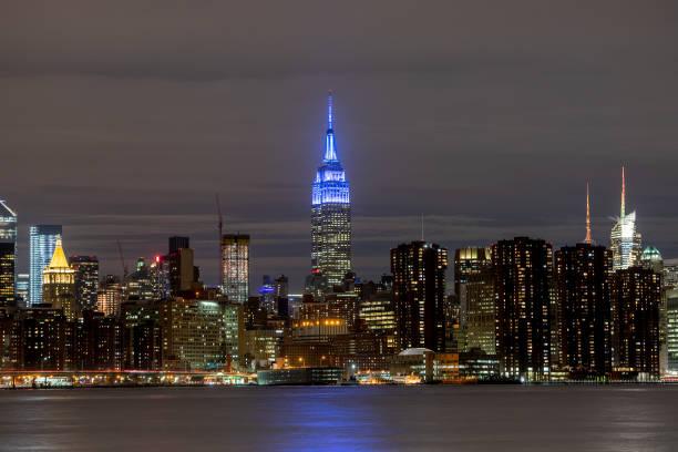 Landmarks Join Autism Speaks Light It Up Blue Campaign On World Autism Awareness Day 2019:ニュース(壁紙.com)