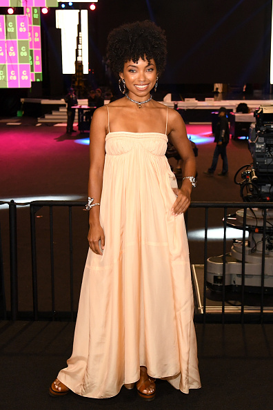 Logan Browning「26th Annual Screen Actors Guild Awards - Cocktails with the SAG Awards」:写真・画像(18)[壁紙.com]