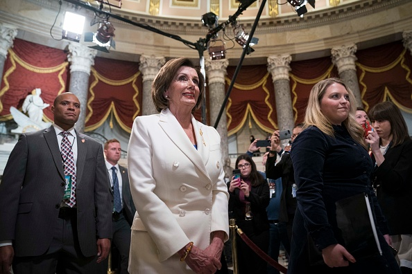 Speaker of the House「President Trump Gives State Of The Union Address」:写真・画像(6)[壁紙.com]