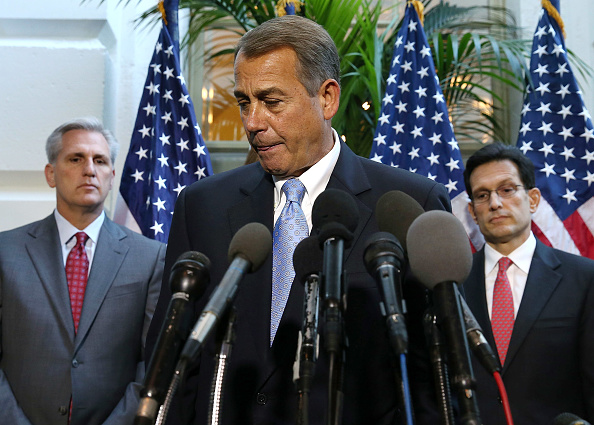 Speaker of the House「Government Shutdown Enters 2nd Week」:写真・画像(14)[壁紙.com]