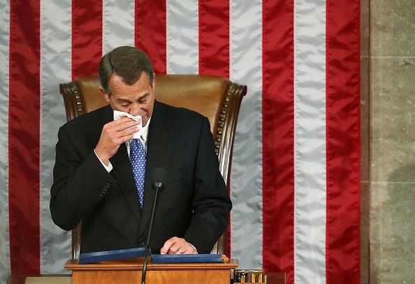 Allergy「House Speaker Boehner Presides Over Opening Session Of Congress」:写真・画像(7)[壁紙.com]