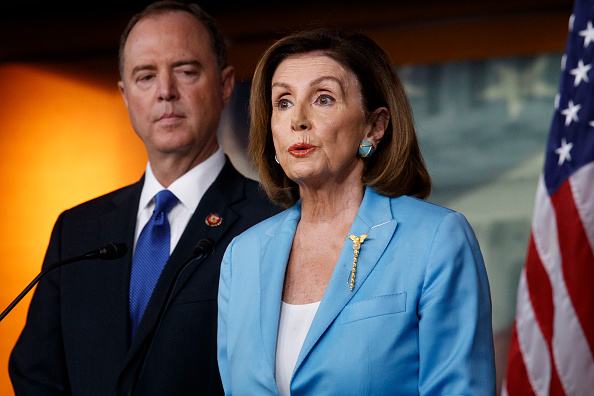 Exploration「Rep. Adam Schiff Joins Nancy Pelosi At Her Weekly News Conference On Capitol Hill」:写真・画像(15)[壁紙.com]