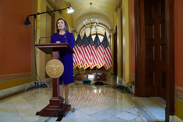 Exploration「Pelosi Announces Formal Impeachment Inquiry」:写真・画像(1)[壁紙.com]