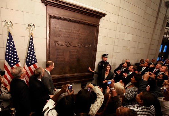 Speaker of the House「Congressional Leaders Hold Remembrance Ceremony For 9-11 Anniversary」:写真・画像(13)[壁紙.com]