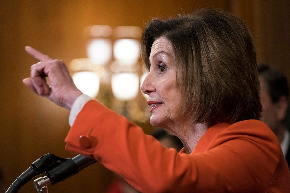 Protection「Nancy Pelosi, House Democrats Discuss Protecting the Right To Organize (PRO) Act」:写真・画像(6)[壁紙.com]