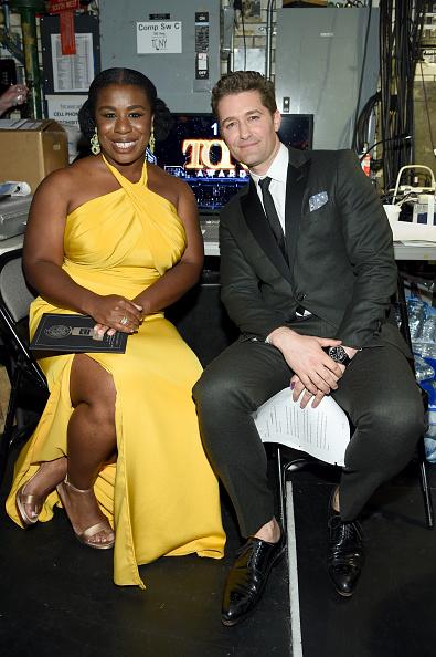 Radio City Music Hall「2018 Tony Awards - Backstage & Audience」:写真・画像(11)[壁紙.com]