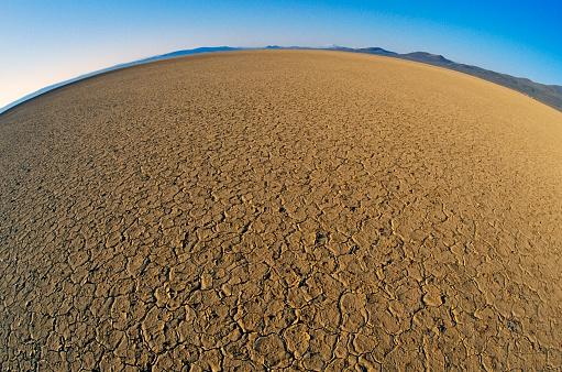 Choosing「Fisheye View of Alvord Desert」:スマホ壁紙(18)
