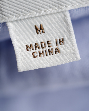 """Threats「CU of """"Made in China"""" label on clothing」:スマホ壁紙(5)"""