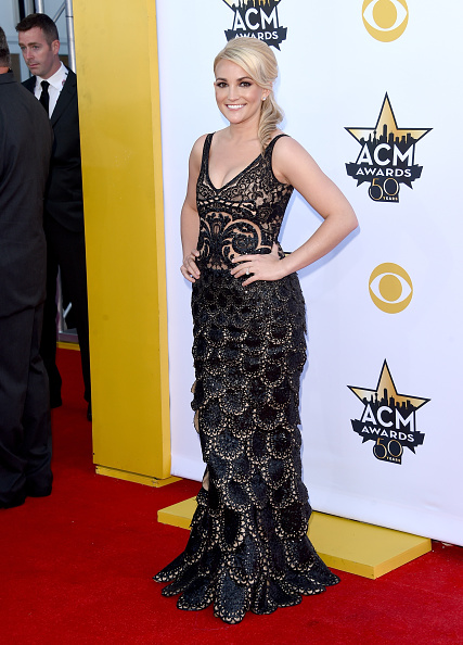 Jamie Lynn Spears「50th Academy Of Country Music Awards - Arrivals」:写真・画像(4)[壁紙.com]