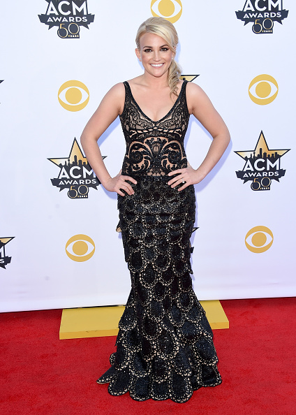 Jamie Lynn Spears「50th Academy Of Country Music Awards - Arrivals」:写真・画像(12)[壁紙.com]