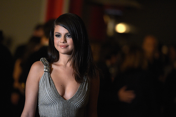 Selena Gomez「2014 LACMA Art + Film Gala Honoring Barbara Kruger And Quentin Tarantino Presented By Gucci - Red Carpet」:写真・画像(17)[壁紙.com]