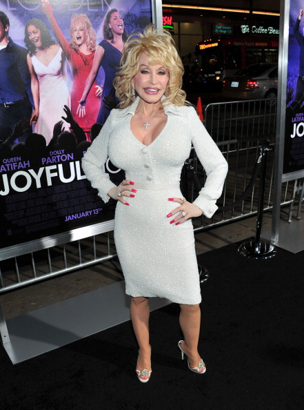 "High Heels「Premiere Of Warner Bros. Pictures' ""Joyful Noise"" - Red Carpet」:写真・画像(1)[壁紙.com]"