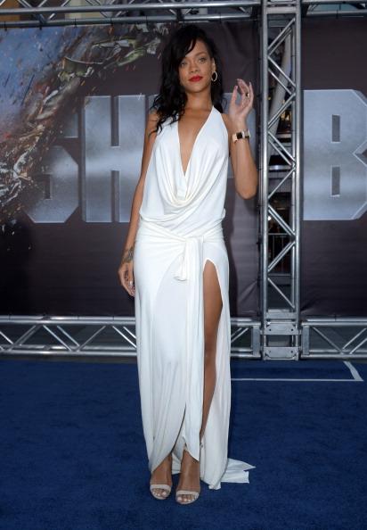 "Manolo Blahnik - Designer Label「Premiere Of Universal Pictures' ""Battleship"" - Red Carpet」:写真・画像(2)[壁紙.com]"