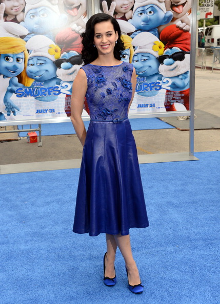 "Blue Shoe「Premiere Of Columbia Pictures' ""Smurfs 2"" - Arrivals」:写真・画像(14)[壁紙.com]"