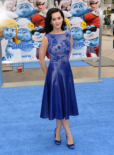 "Blue Shoe「Premiere Of Columbia Pictures' ""Smurfs 2"" - Arrivals」:写真・画像(5)[壁紙.com]"