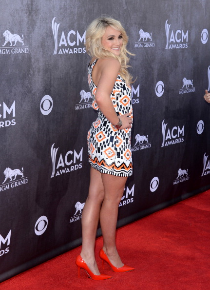 Jamie Lynn Spears「49th Annual Academy Of Country Music Awards - Arrivals」:写真・画像(9)[壁紙.com]