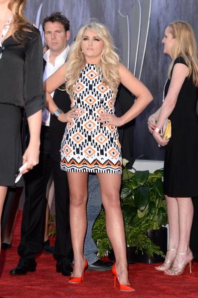 Jamie Lynn Spears「49th Annual Academy Of Country Music Awards - Arrivals」:写真・画像(11)[壁紙.com]