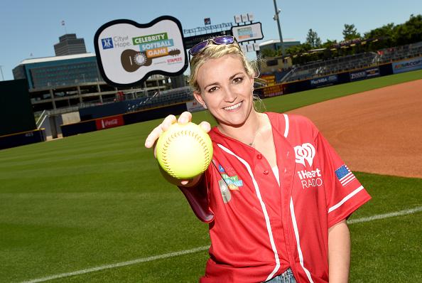 Jamie Lynn Spears「26th Annual City of Hope Celebrity Softball Game - Arrivals」:写真・画像(16)[壁紙.com]