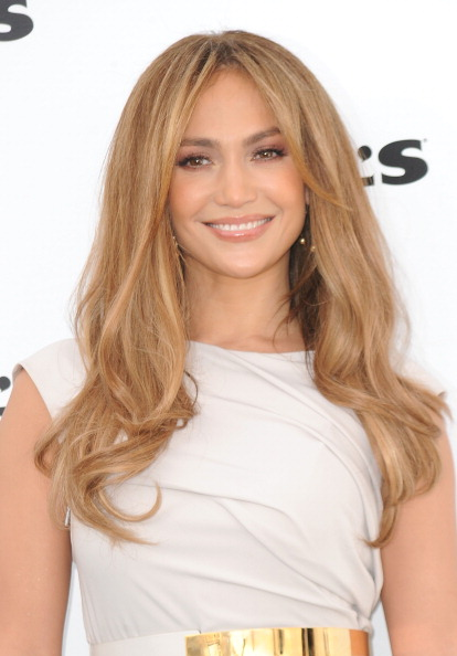 ロングヘア「Jennifer Lopez And Marc Anthony Press Conference Announcement」:写真・画像(8)[壁紙.com]