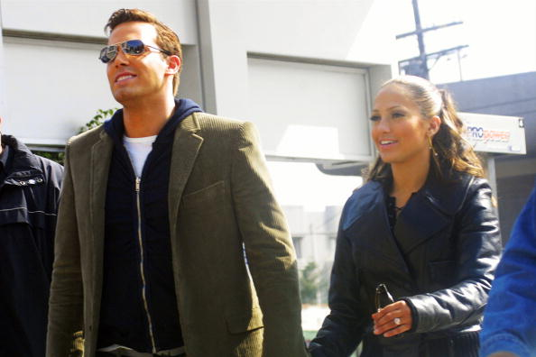 Beverly Hills - California「Jennifer Lopez and Ben affeck on video set」:写真・画像(18)[壁紙.com]