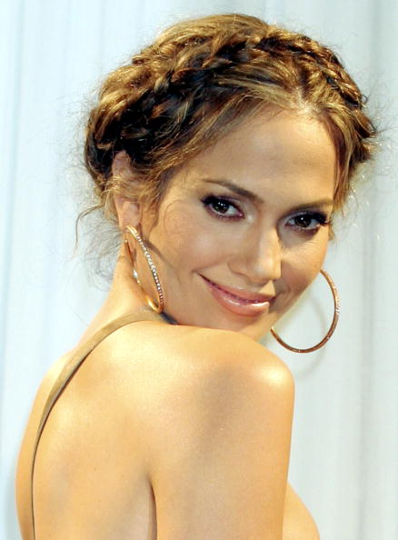 "Braided Hair「Jennifer Lopez Promotes Her New Album ""Rebirth"" And Film ""Shall we Dance?""」:写真・画像(9)[壁紙.com]"