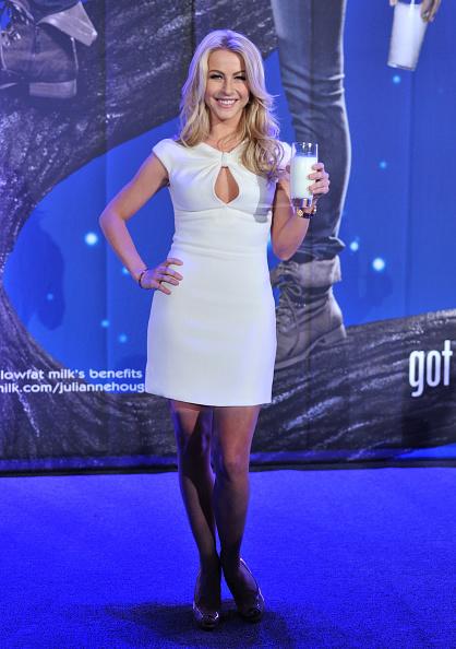 "Cap Sleeve「Julianne Hough Unveils ""got milk?"" Ad Campaign」:写真・画像(13)[壁紙.com]"