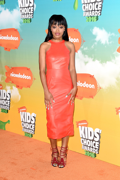 キッズ・チョイス・アワード「Nickelodeon's 2016 Kids' Choice Awards - Arrivals」:写真・画像(18)[壁紙.com]