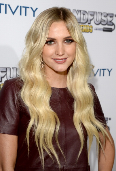 Ashlee Simpson「BandFuse: Rock Legends Video Game Launch Event」:写真・画像(3)[壁紙.com]
