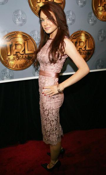 ポインテッドトゥ「MTV 3rd Annual TRL Awards」:写真・画像(13)[壁紙.com]