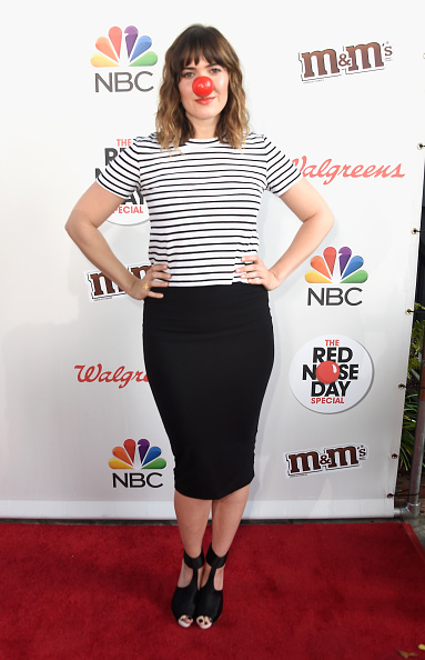 Red Nose Day「The Red Nose Day Special On NBC - Arrivals」:写真・画像(14)[壁紙.com]