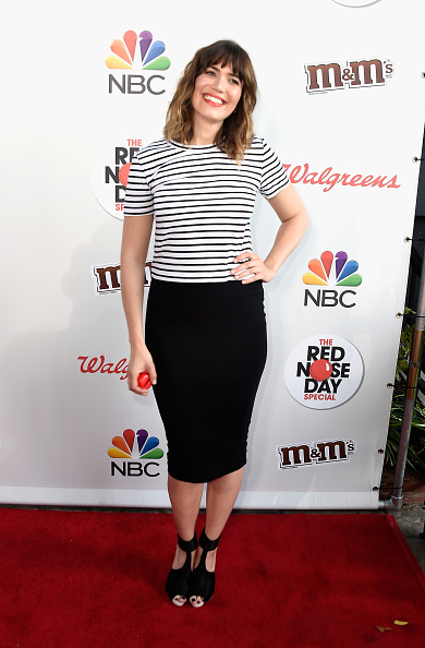 Red Nose Day「The Red Nose Day Special On NBC - Arrivals」:写真・画像(15)[壁紙.com]
