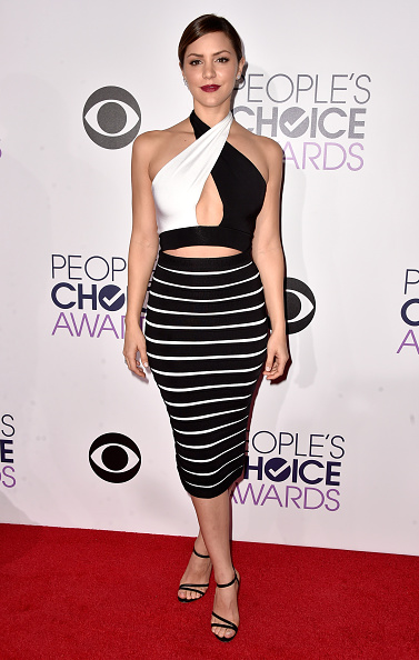 Halter Top「The 41st Annual People's Choice Awards - Red Carpet」:写真・画像(14)[壁紙.com]