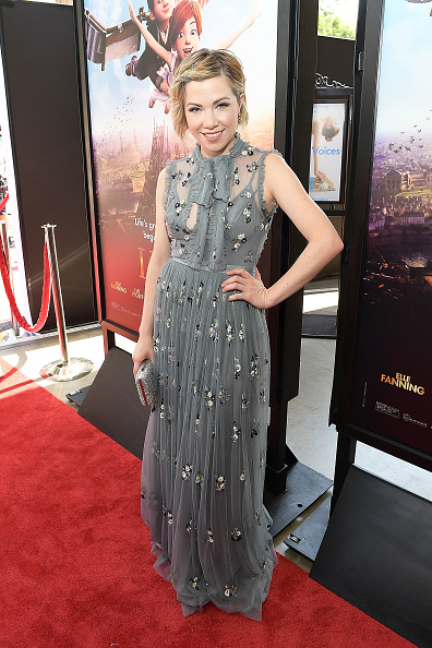 カメラ目線「The Weinstein Company's 'LEAP!' Premiere at The Grove in Los Angeles」:写真・画像(19)[壁紙.com]