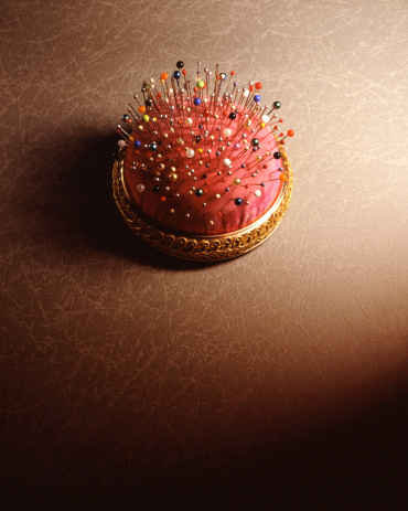 Pin Cushion「Pin cushion」:スマホ壁紙(12)