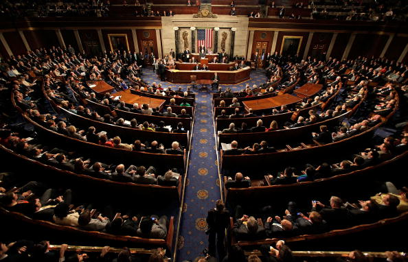 United States Congress「Joint Session Of Congress Tallies Electoral Votes」:写真・画像(1)[壁紙.com]