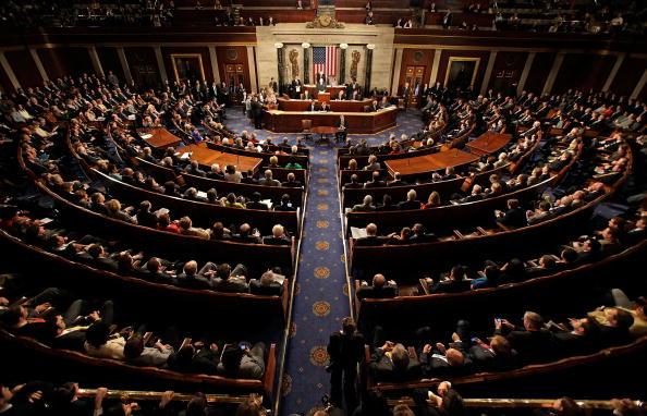 政治「Joint Session Of Congress Tallies Electoral Votes」:写真・画像(0)[壁紙.com]