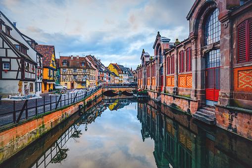 France「Petit Venice, Colmar, France」:スマホ壁紙(13)