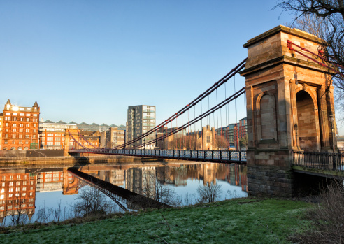 Glasgow - Scotland「South Portland Street Bridge, Glasgow」:スマホ壁紙(3)