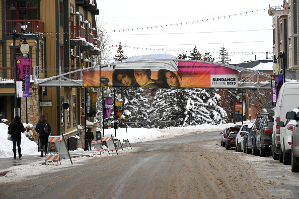 Sundance Film Festival「Park City Prepares For The 2019 Sundance Film Festival」:写真・画像(5)[壁紙.com]