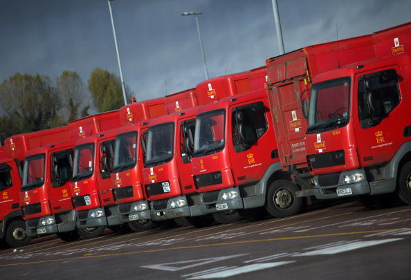 Semi-Truck「Royal Mail Postal Workers Hold A Two Day Strike Over Pay And Conditions」:写真・画像(16)[壁紙.com]