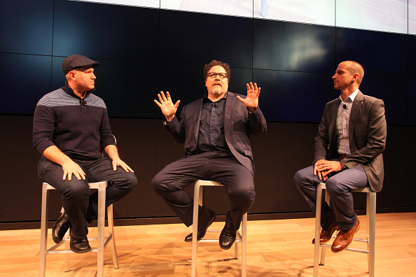 "Erik S「Samsung 837 Presents a Q&A And VR Screening With ""The Jungle Book"" Director Jon Favreau」:写真・画像(14)[壁紙.com]"