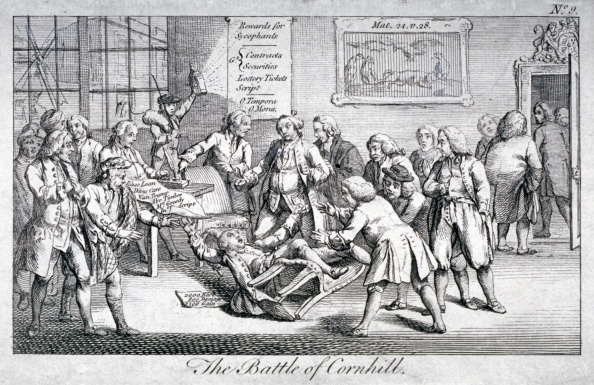 Mad Max: Fury Road「'The Battle of Cornhill', 1769. Artist: Anon」:写真・画像(18)[壁紙.com]