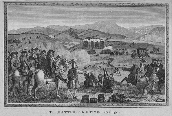 18th Century Style「The Battle Of The Boyne July 1St 1690」:写真・画像(8)[壁紙.com]